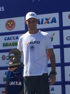 Vagner Noronha - 2º Lugar na Maratona Internacional de São Paulo