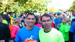 Acompanhamento na Maratona de Munique